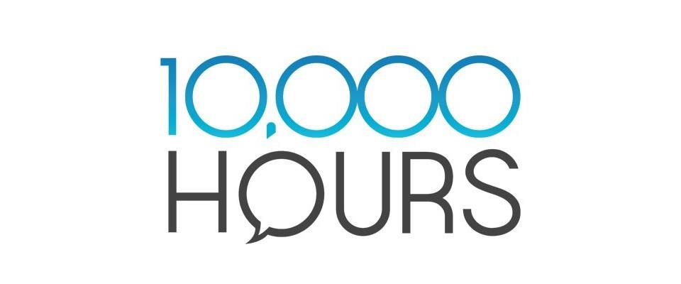 如果你對它很有興趣,花一萬個小時練習吧!