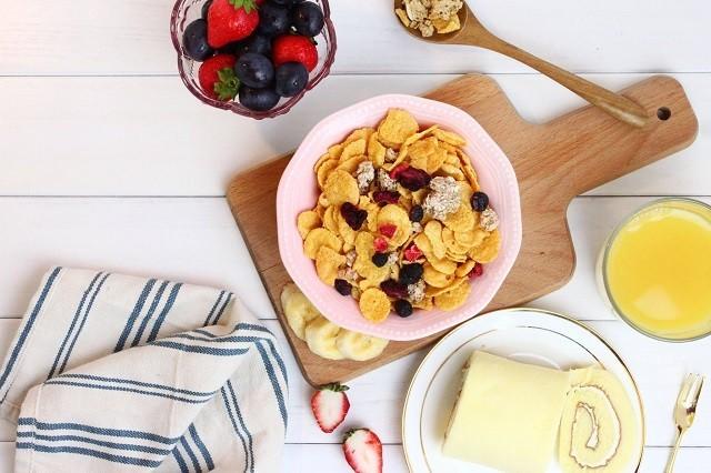 早餐吃麥片如何利用電子報維繫舊客關係?