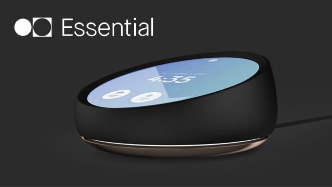 亞馬遜Echo有新對手了,Android之父預告推出智慧語音助理Essential Home